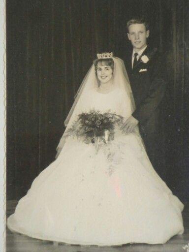 (JOHN) JAN MATHYS JANSEN , EN PAULA VANHEVEL , 1964, ZOON VAN PETRUS  JANSEN  EN CATHERINA VAN DENBROEK  !!