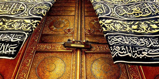 Rindu Mekah ~ Betapa bahagianya ketika bisa kembali bersimpuh dihadapan Ka'bah