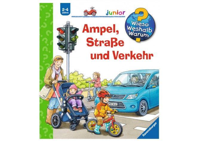 Wieso Weshalb Warum: Ampel, Straße und Verkehr, Buch, ab 2 Jahre von Ravensburger Verlag bei Spielundlern online bestellen