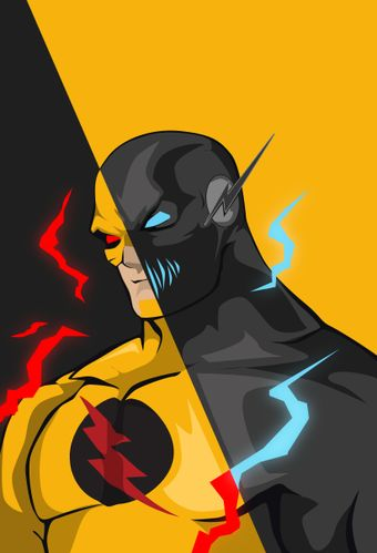Bosslogic The Flash Villains version ~ Zoom and Reverse Flash