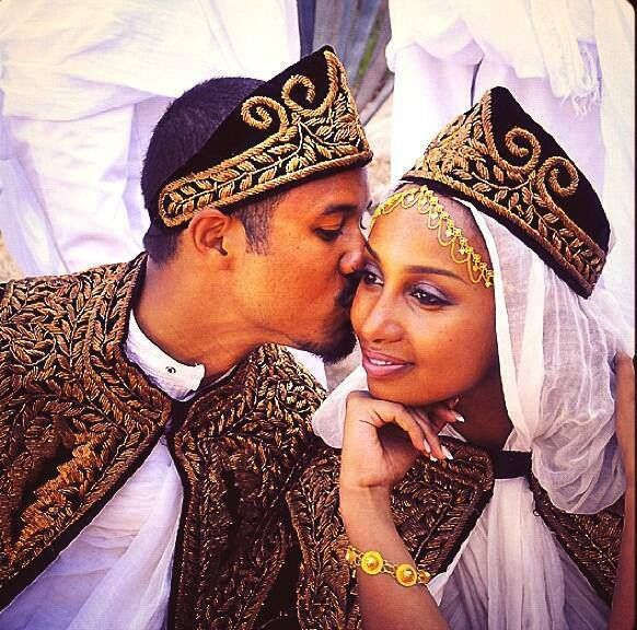 Ethiopian Wedding