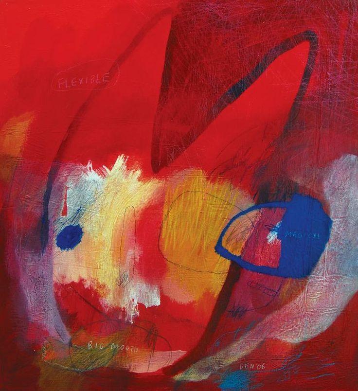 "Saatchi Art Artist deny pribadi; Painting, ""flexible"" #art"