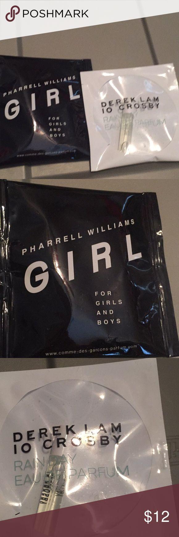 Parfum 1-1.5ml Pharrell Williams girl. 1-1.5ml Derek Lam Io Crosby Rain day parfum 10 Crosby Derek Lam Other