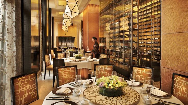 Restaurant - Four Seasons Hotel Macau