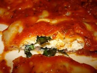 Ravioli, Tofu and Fresh basil on Pinterest