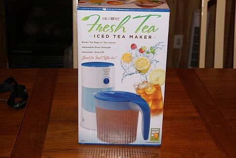 Mr. Coffee Iced Tea Maker: Awesome Giveaways, Teas Maker, Coff Products, Maker Review, Giveaways Contest, Iced Tea, Quart Ice, Ice Teas, Coff Ice