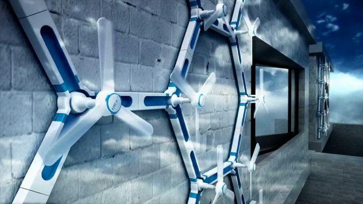 GENERA TU PROPIA ENERGÍA EÓLICA Y AHORRA EN ELECTRICIDAD | #Ecología #Noticias #Sustentabilidad #Invento #Sostenibilidad #Ecology | http://diarioecologia.com/genera-tu-propia-energia-eolica-y-ahorra-en-electricidad-con-el-wind-cube/