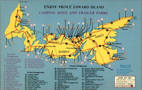 Prince Edward Island - Anne Shirley, here we come!!