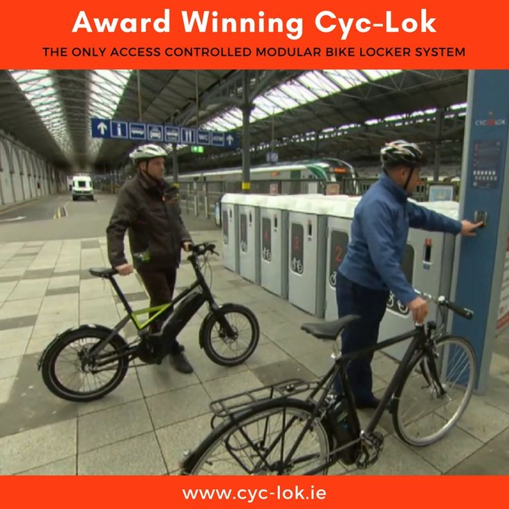 Cyc-Lok is the first product to market with a publicly accessible, real-time app-based, pay for use locker designed uniquely for cyclists. See more: https://www.cyc-lok.ie   #BikeLocker #BicycleParkingFacilities #PayForUseLocker #CycLok #BikeSafety