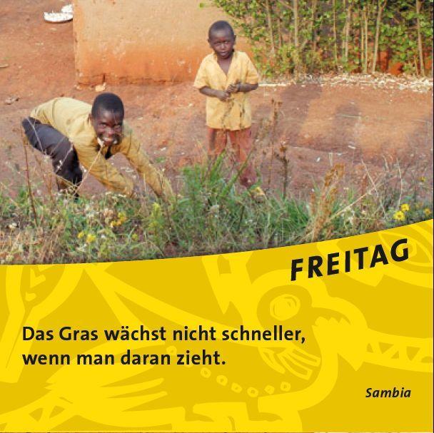 Allen einen schönen #Freitag! #Friday #Zitat #quotes #Help #Afrika #Africa