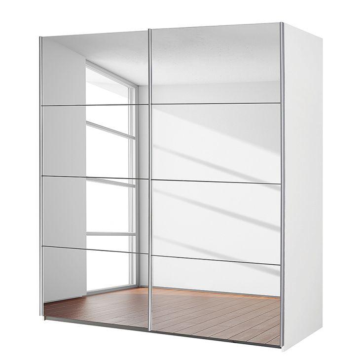 Les 25 meilleures id es de la cat gorie armoire porte coulissante miroir sur - Armoire 3 portes avec miroir ...