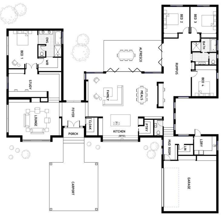 Les 63 meilleures images à propos de planos op sur Pinterest 2D - Comment Faire Un Plan De Maison
