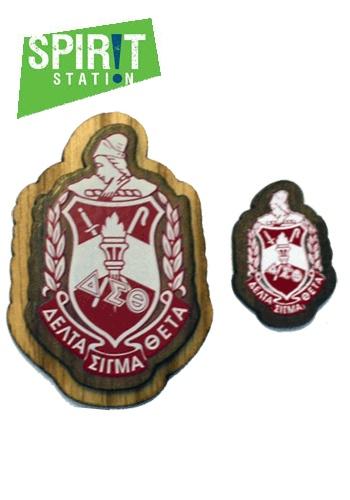 Delta Sigma Theta Crest / Shield
