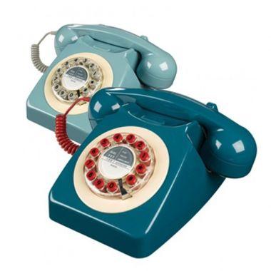 Cadeau malin: Téléphone Rétro Serie 746