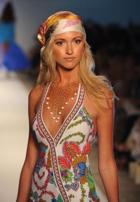 Juliet cap.. boho gyspy hair scarf style