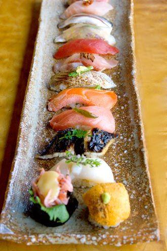 sushi. everyday. seriously.