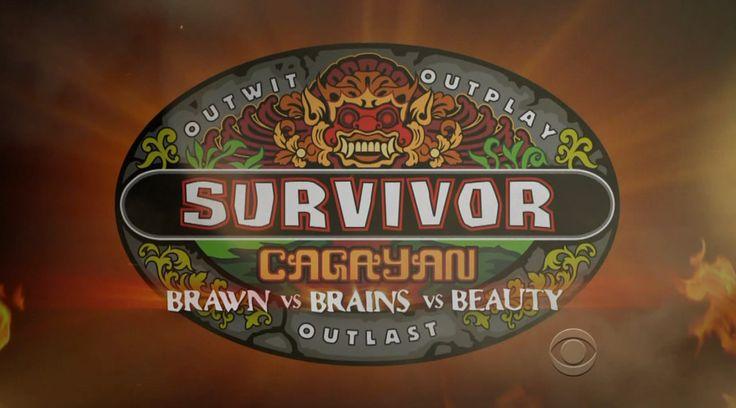 Survivor Cagayan Survivor: Cagayan Brawn vs. Brains vs. Beauty Teaser ...