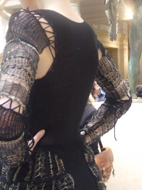 Knit Inspiration by Fashion Desinger Juliana Sissons