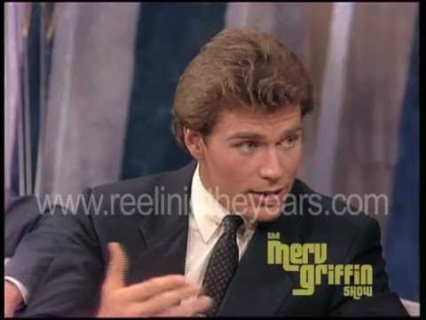 Jon-Erik Hexum Interview (Merv Griffin Show 1984) - YouTube