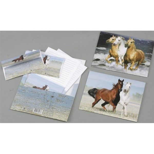 Horse Collection - Letter Set - Stationery