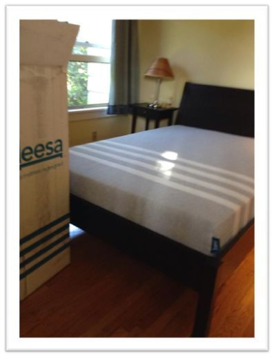leesa mattress review 3 layer memory foam mattress