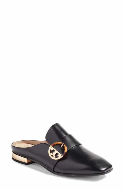 Tory Burch Sidney Backless Loafer (Women)