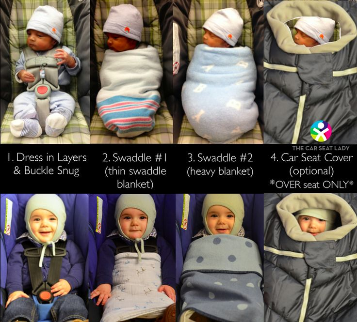The Car Seat Lady – Keep Kids WARM AND SAFE in the Car Seat