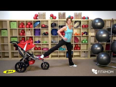 Advanced Variation of a Lunge