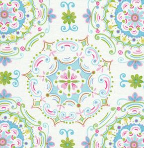 206 best fabric images on pinterest floral fabric for Dena designs tea garden fabric