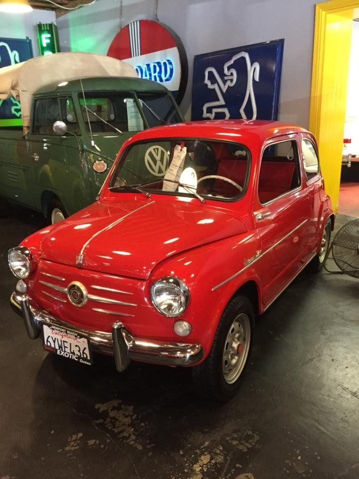 1959 Fiat 600 Abarth 750