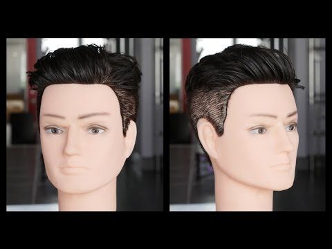 Toni Mahfud Undercut Haircut Tutorial - TheSalonGuy - YouTube