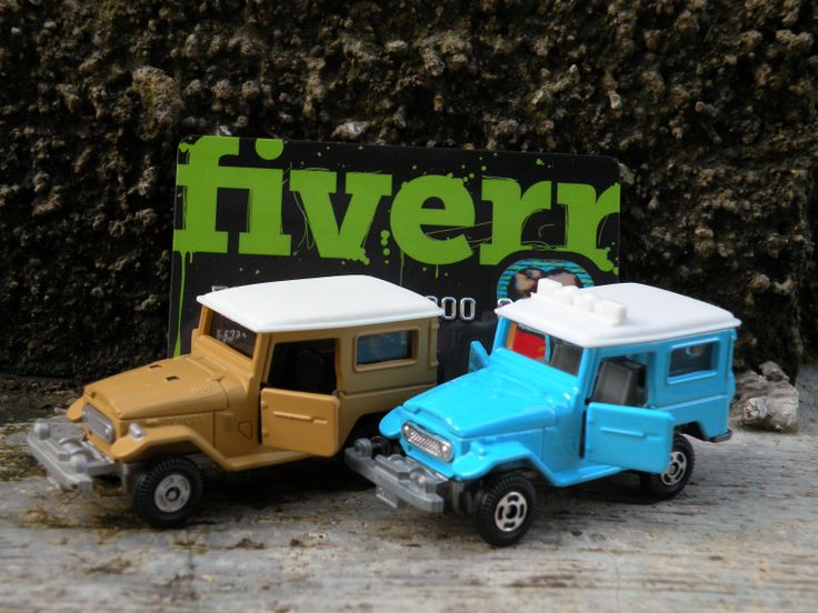 mashengky: put your message with my TLC Tomica for $5, on fiverr.com