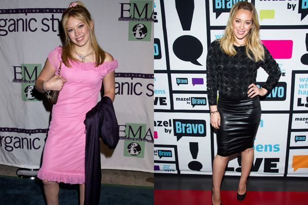 The Cast Of Lizzie McGuire: Then And Now