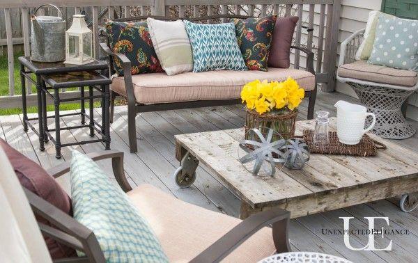 creative coffee tables :: FunkyJunk Interiors - Donna's clipboard on Hometalk :: Hometalk