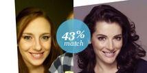 iLookLikeYou.com - 43% Match #246823