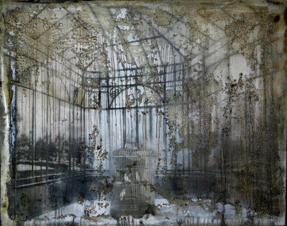 Elisabeth Werp - Hole Artcenter as
