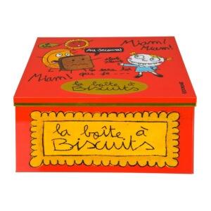 La boîte à biscuits