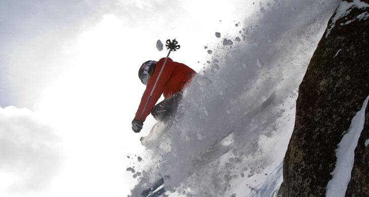 Alpine Meadows Ski Resort  http://www.skialpine.com/mountain/snow-report