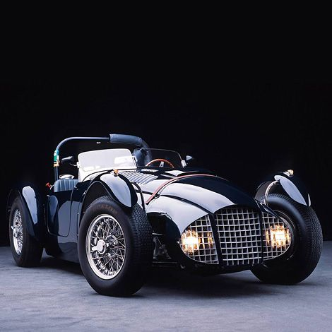 1951 Fitch-Whitmore Le Mans Special. @designerwallace