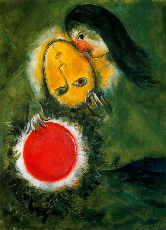 372 best Marc Chagall images on Pinterest | Marc chagall ... Chagall Model