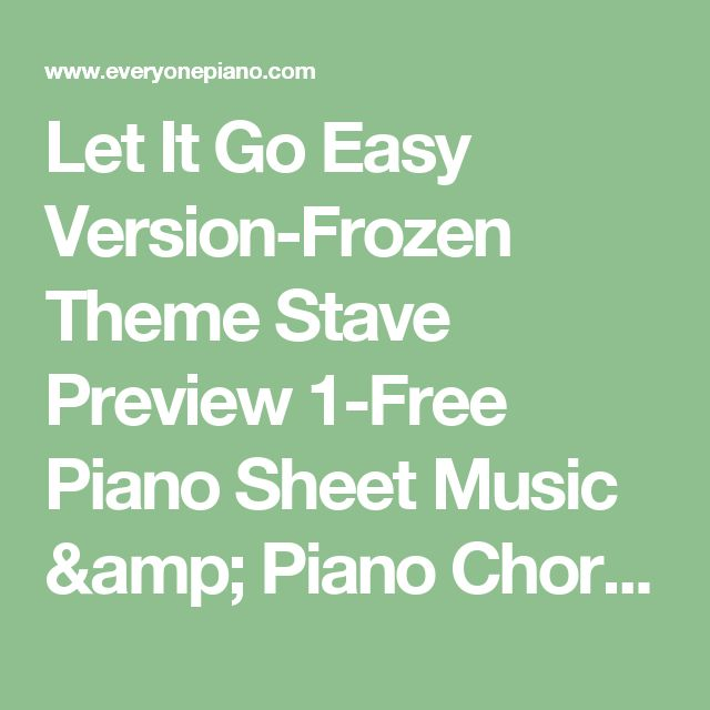 Best 25 Easy Piano Sheet Music Ideas On Pinterest: Best 25+ Disney Sheet Music Ideas On Pinterest