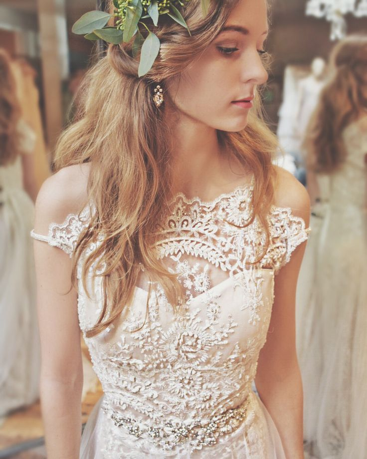 7893 best images about the dress on pinterest for Wedding dress large bust small waist