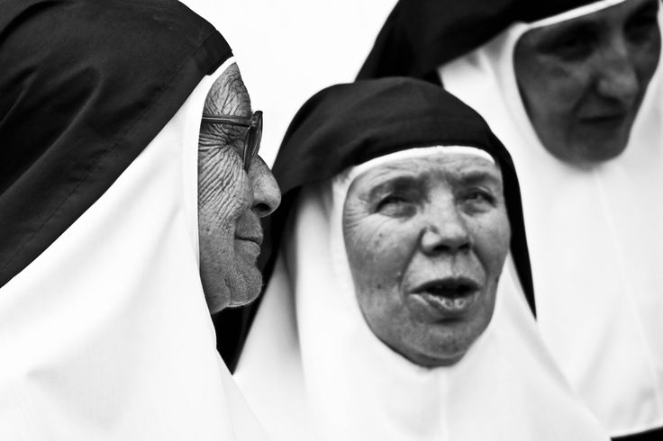 Portrait of nuns