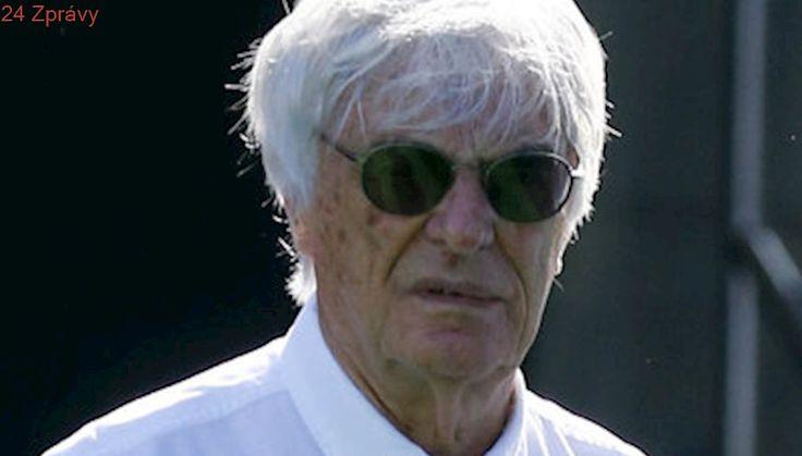 Rozvod slavných značek v F1? McLaren se choval hloupě, tvrdí Ecclestone