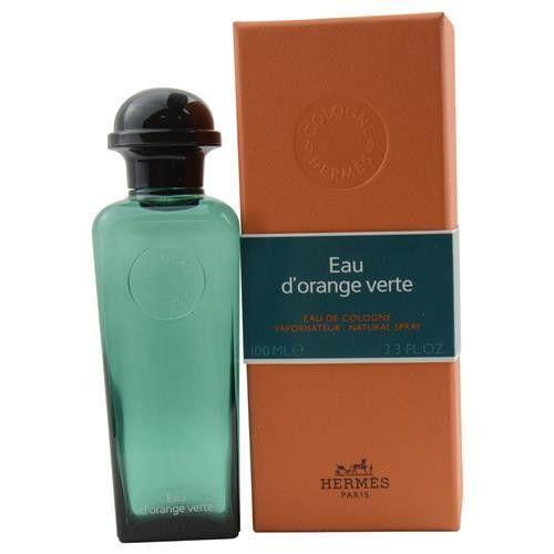 Hermes D'orange Vert By Hermes Eau De Cologne Spray 3.3 Oz