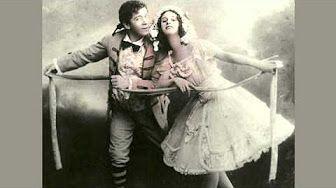 Танцует Анна Павлова.avi - YouTube