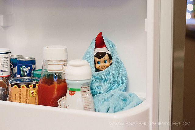 """Brrrrr....Baby it's cold """"inside!"""""""