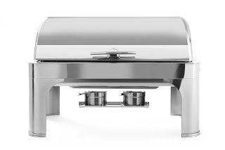 Chafing Dish Rolltop GN 1/1 cu Sistem Antipicurare - Amenajari HoReCa