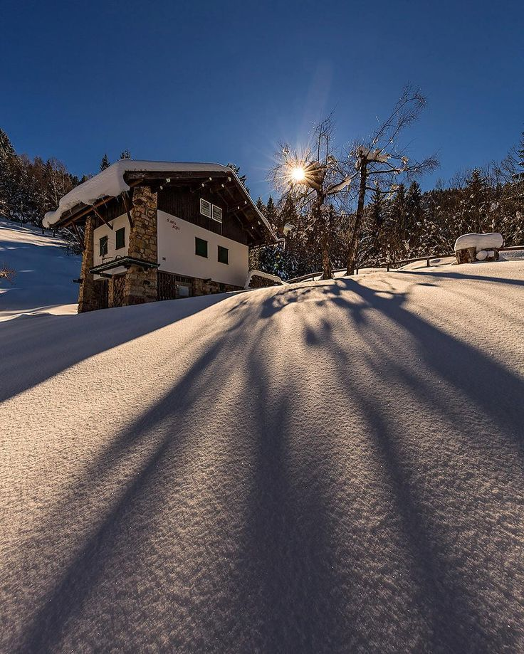 Sweet Home ( Monte Bondone - Trentino - Italy ) by alessandro_toller