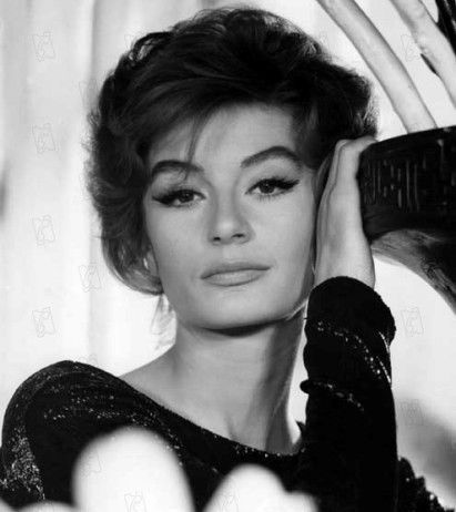 Anouk Aimée (1932-present) (A man and a Woman, La Dolce Vita)